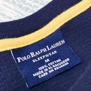 Polo by Ralph Lauren Shirts - Polo Ralph Lauren Long Sleeve Sleepwear Shirt